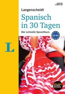 Langenscheidt Spanisch in 30 Tagen