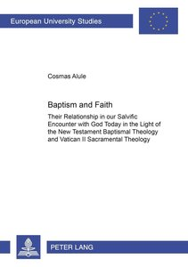 Baptism and Faith