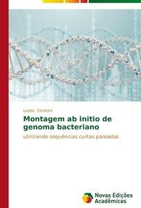 Montagem ab initio de genoma bacteriano