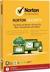 Norton Security (Product Key Card ohne Datenträger) - Das Beste
