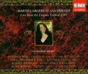 Argerich & Friends Live From Lugano 2005