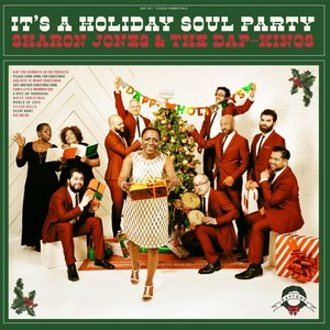 It's A Holiday Soul Party! (Red Vinyl/LP+MP3)