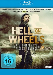 Hell on Wheels - Die komplette 4. Staffel