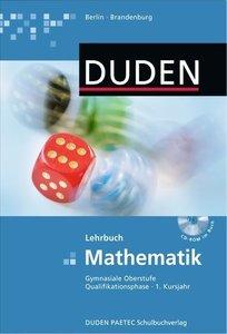 Duden Mathematik 1. Kursjahr. Schülerbuch mit CD-ROM. Gymnasiale