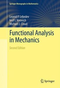 Functional Analysis in Mechanics