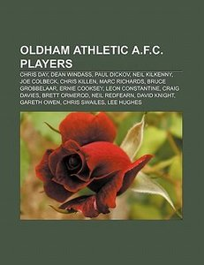 Oldham Athletic A.F.C. players