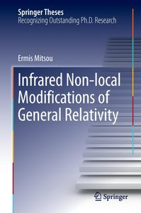Infrared Non-local Modifications of General Relativity