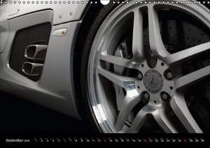 The Stirling Moss (Wall Calendar 2015 DIN A3 Landscape)
