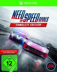 Need for Speed: Rivals - Game of the Year Edition (GOTY-Edition)