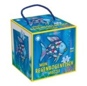 Mein Regenbogenfisch Puzzle 36 Teile