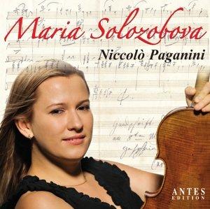 Maria Solozobova: Paganini