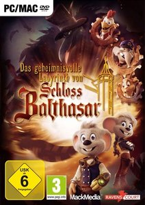 Das geheimnisvolle Labyrinth von Schloss Balthasar. Für Windows
