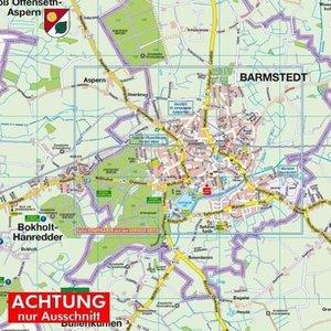 HARTMANN-Posterplan Barmstedt, Amt Rantzau, Amt Hörnerkirchen, 1