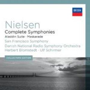 Nielsen: Complete Symphonies/Violin Concerto