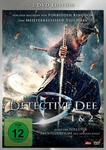 Detective Dee 1 & 2