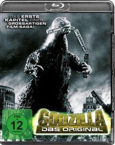 Godzilla-Orig.Dt.Kino Vers.+Japanische Langfassung