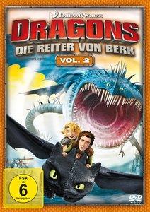 Dragons - Die Reiter von Berk Vol. 2