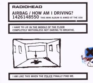 Airbag/How Am I Driving?-LTD