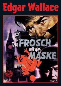 Der Frosch mit der Maske. Edgar Wallace