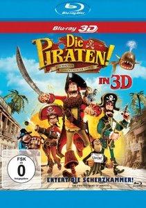 Die Piraten - Ein Haufen merkwürdiger Typen