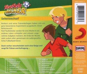 Die Teufelskicker 27. Seitenwechsel!