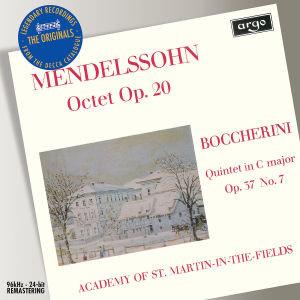 Oktett op.20/Quintett op.37