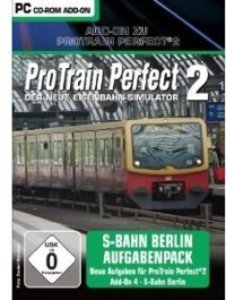 Pro Train Perfect 2 - Aufgabenpack 2 S-Bahn Berlin