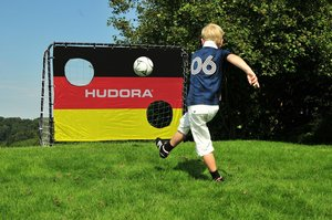 Hudora 76999 - Fußballtor Match D