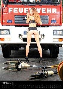 Siepmann, T: Feuerwehrkalender - Erotische Fotografien von T