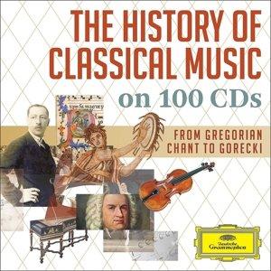 Die Geschichte Der Klassischen Musik Auf 100 CDs