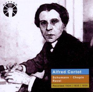 Alfred Cortot-Klavierkonzerte