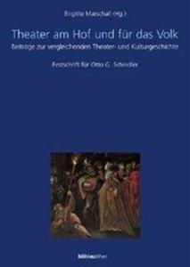 Maske und Kothurn. Internationale Beiträge zur Theaterwissenscha