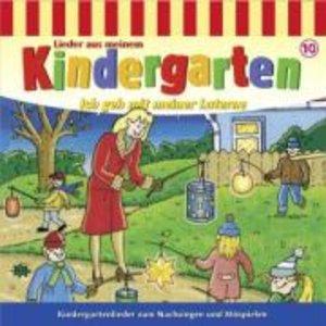 Lieder aus meinem Kindergarten. Ich geh mit meiner Laterne