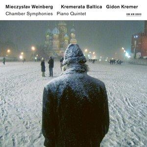 Mieczyslaw Weinberg: Chamber Symphonies