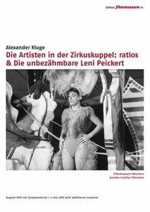 Artisten in der Zirkuskuppel: ratlos / Die unbezähmbare Leni Pei