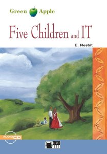 Five Children and It. Buch + Audio-CD