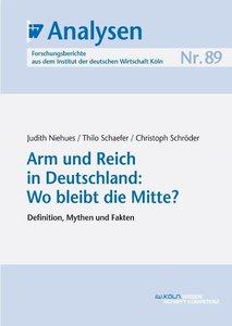 Niehues, J: Arm und Reich in Deutschland