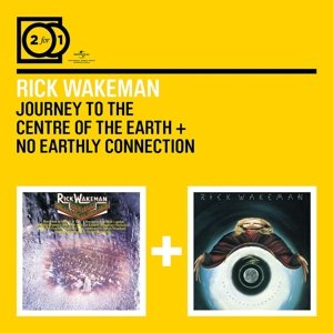 2 For 1: Journey To The Centre/No Earthly Con.