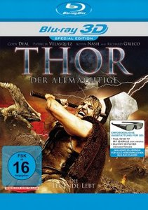 Thor-Der Almächtige-Real 3D-Edition
