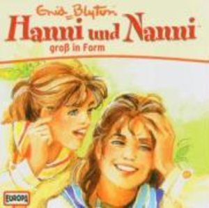 Hanni und Nanni 10 groß in Form. CD