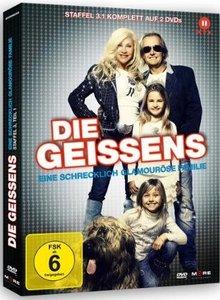 Die Geissens-Staffel 3,Teil 1 (2 DVD)