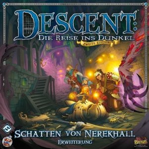 Heidelberger HEI0617 - Descent 2. Edition: Schatten von Nerekhal