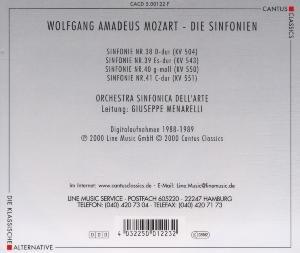 Mozart-Die Sinfonien Teil 5