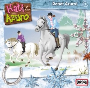 Kati & Azuro 01. Rettet Azuro!