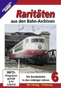 Raritäten aus den Bahn-Archiven 06