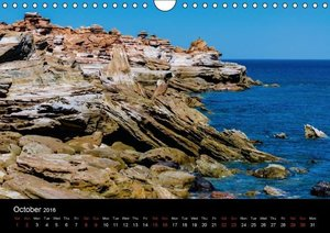 Western Australia / UK-Version (Wall Calendar 2016 DIN A4 Landsc