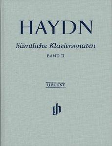 Sämtliche Klaviersonaten, Band II