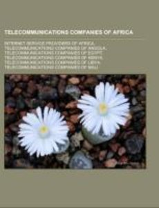 Telecommunications companies of Africa