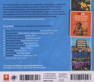 Rough Guide to Psychedelic Africa/2 CDs
