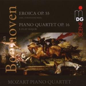 Eroica op.55/Klavierquartett op.16